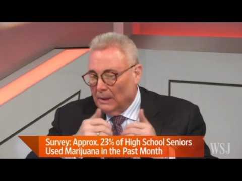 Dr Harris Stratyner discusses marijuana use